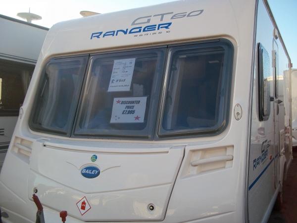 2010 Bailey Ranger GT60 460/4