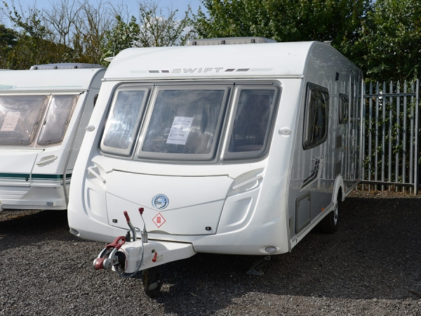 2009 Swift Conqueror 530