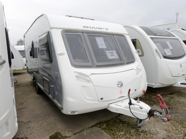 2010 Swift Conqueror 530