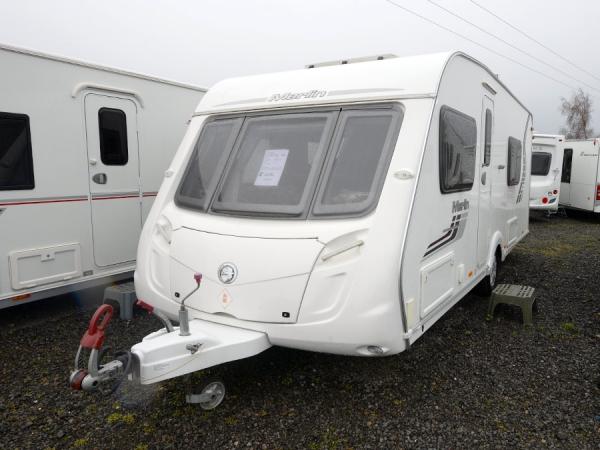2011 Swift Merlin 550
