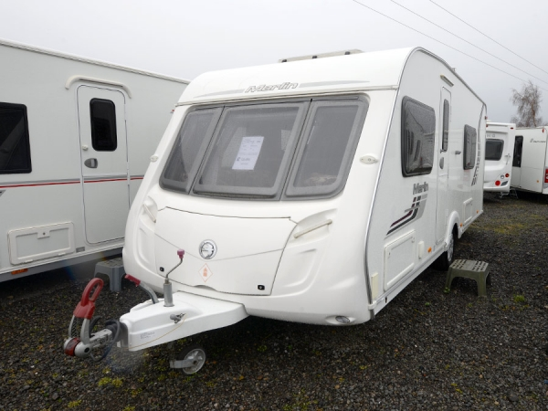 2011 Swift Merlin 550