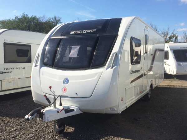 2014 Swift Challenger SE 580