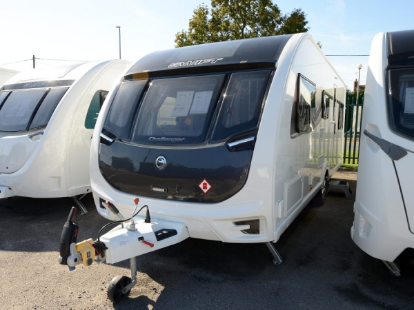 2018 Swift Challenger Alde 590