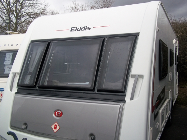 2013 Elddis Affinity 530