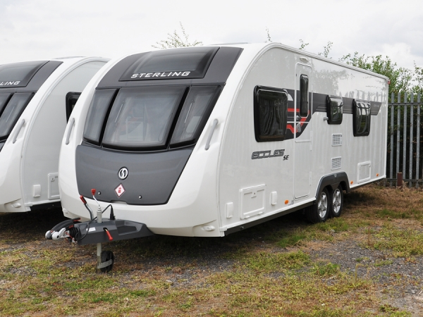 2014 Sterling Eccles SE Coral