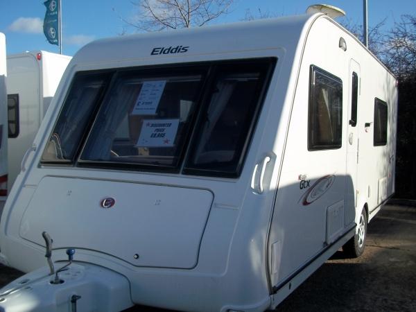 2010 Elddis GTX 540