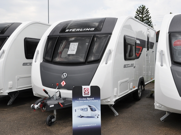 2014 Sterling Eccles SE Topaz