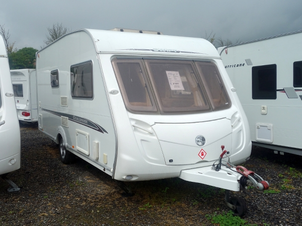 2006 Swift Challenger 480se