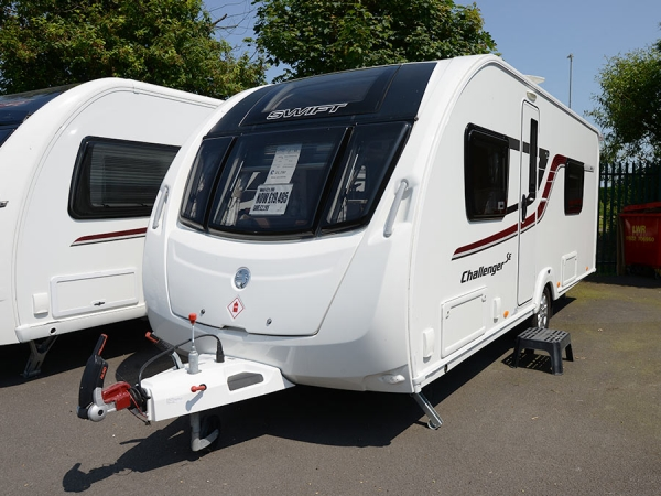 2015 Swift Challenger 565