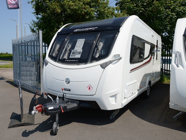 2015 Swift Elegance 530