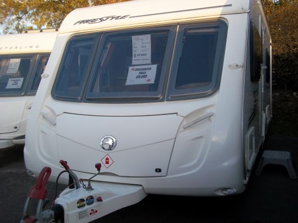 2010 Swift Freestyle 550