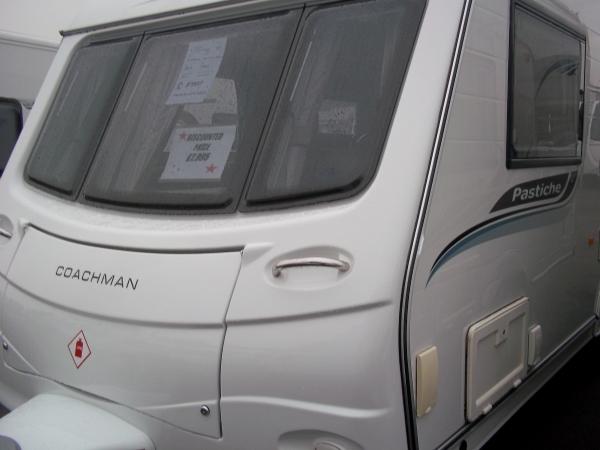 2011 Coachman Pastiche 460/2