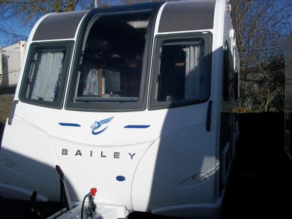 2016 Bailey Pegasus Verona