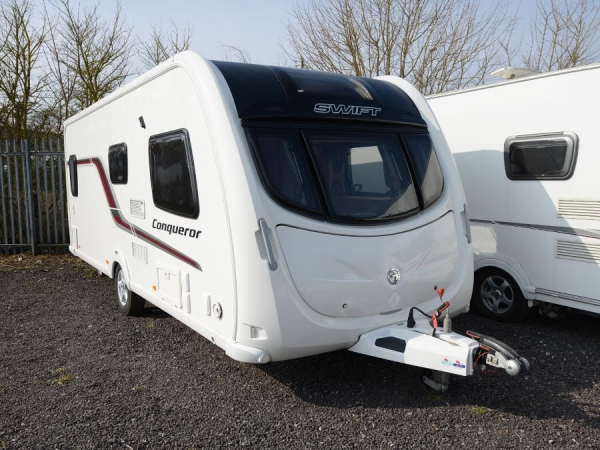 2014 Swift Conqueror 570