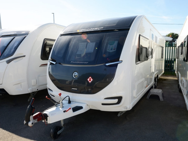 2018 Swift Conqueror 650