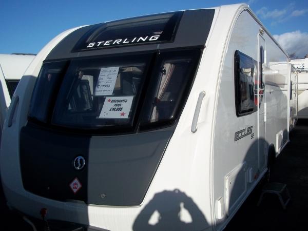 2014 Sterling Eccles Quartz SE